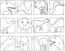 coloring pages dinosaurs kids coloring pages