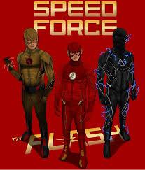 the flash fan art fan art speed force the flash by ironavenger1234 flashtv