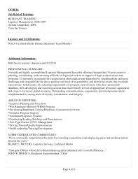 Usajobs Resume Berman David Usajobs Resume