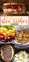 thanksgiving receips thanksgiving slow cooker hacks smart house
