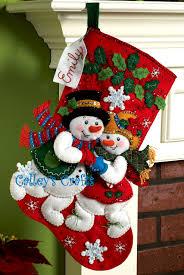 bucilla felt kits christmas remarkable felt christmas bucilla
