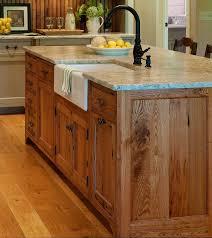 wooden kitchen island lovely beautiful wood kitchen island bluestone reclaimed wood
