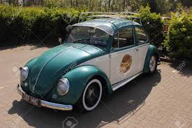volkswagen coupe classic a classic rat style vw beetle 2015 stock photo picture and