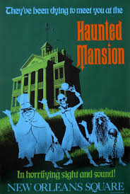 disney halloween haunts dvd halloween psa by marc schoenbach grim grinning ghosts