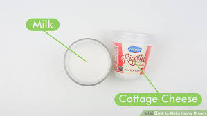 Table Cream Vs Heavy Cream 8 Easy Ways To Make A Substitute For Heavy Cream Wikihow