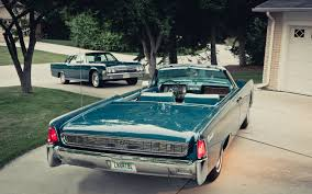 Lincoln Continental Price Collectible Classic 1961 1963 Lincoln Continental Automobile
