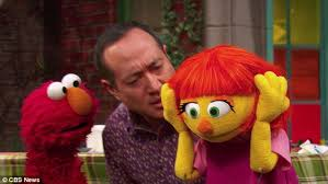 sesame street introduces autistic character named julia daily