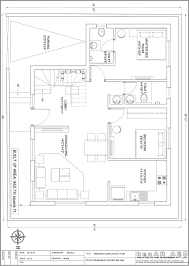 600sft Floor Plan by South Facing House Plan South House Plans With Pictures