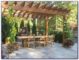 Pergola Ideas For Small Backyards Pergola Designs For Small Patios Patios Home Design Ideas
