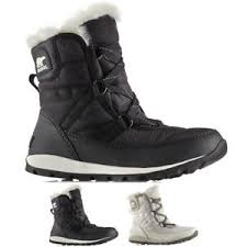 s waterproof boots uk womens sorel lace winter waterproof thermal warm