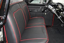 Classic Ford Truck Bench Seats - friendly upholstery inc gallery