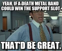 Metal Band Memes - metal band memes 28 images do atheists think that christian