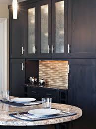 kitchen contemporary mosaic backsplash black backsplash tile