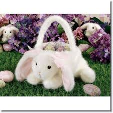 easter bunny baskets childrens page baby web album ref