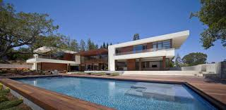 l shaped houses l shaped plan of oz house in california home design lover