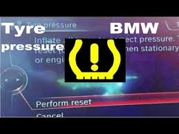 reset tyre pressure bmw 3 series how to reset tyre pressure light on bmw x1 reset tyre pressure