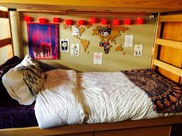 Dorm Room Pinterest by Bed Ucla Art Dorm Dorm Room Pinterest Dorm Rooms Decorating