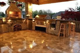 ideas for outdoor kitchen outdoor kitchen ideas alhenaing me
