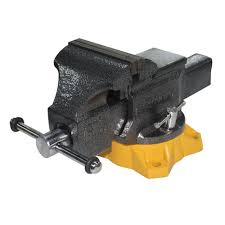 olympia 5 in mechanic u0027s bench vise 38 615 the home depot