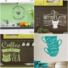 cute kitchen wall decor interiors design