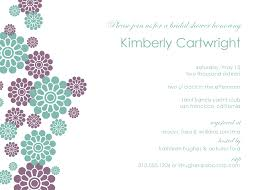 bridal shower invitations free bridal shower invitations for email