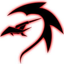 red eyes black dragon symbol by alanmac95 on deviantart