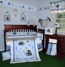 Nursery Bedding And Curtain Sets by Modern Fish Bedding Sets Design Homesfeed