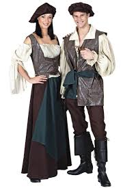 salem witch halloween costume deluxe medieval peasant costume costume craze