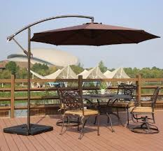 Patio Umbrellas Offset Top 7 Best Offset Patio Umbrella In 2018 Reviews Buyer S Guides