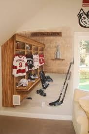 Best Hockey Bedroom Images On Pinterest - Boys hockey bedroom ideas