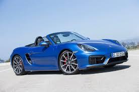 Porsche Boxster 911 - next generation boxster cayman to be renamed porsche 718