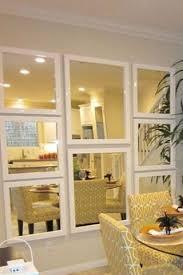 Modern Mirrors For Dining Room Best 25 Wall Mirror Design Ideas On Pinterest Mirror Walls