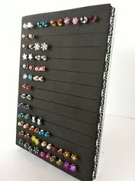 earring stud holder cork board stud earring holder i wear more studs than anything else