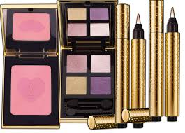 Makeup Ysl yves laurent parisian nights makeup collection for