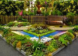 Pretty Flower Garden Ideas Garden Unique Small Flower Garden Ideas Gardening Design Reviews