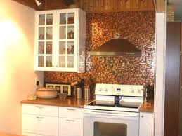 kitchen backsplashes images 27 trendy and chic copper kitchen backsplashes digsdigs