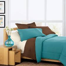 Brown And Blue Bed Sets Comforter Teal And Brown Comforter Sets Comforters Sets Bedding