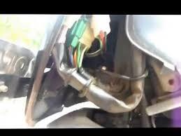 menyalakan motor tanpa kunci supra fit 2004