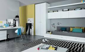 chambre ado noir et blanc déco chambre ado garçon et fille en 48 idées