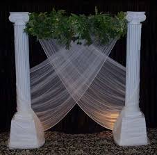 wedding backdrop ideas with columns grecian columns wedding ideas backdrops