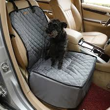 1xcat dog pet car mat auto seat cover basket front seat hammock