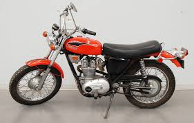 1970 triumph blazer ss t25ss motorcycle motorcycles