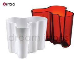 Alvar Aalto Savoy Vase Iittala Aalto Vase 160mm White By Alvar Aalto Elegant And In
