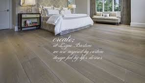 Gray Laminate Flooring Legno Bastone Wide Plank Flooring Custom Designed Wide Plank