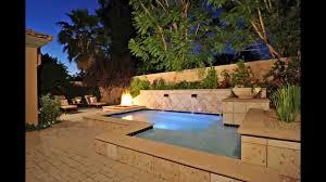 pool u0026 fireplace patio design landscape design landscape