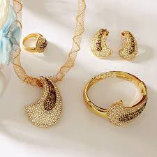 wholesale gold rings images Alibaba wholesale retail turkey 18k gold plated jewellery set jpg