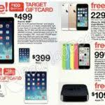 target black friday ipod air staples black friday sale 16gb ipad mini for 249 plus other
