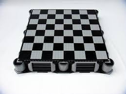 fan made lego star wars chess set pixelated geek