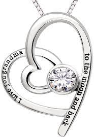 grandmother jewelry alov jewelry sterling silver i you to