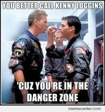Danger Zone Meme - archer animated remake of the danger zone music video from top
